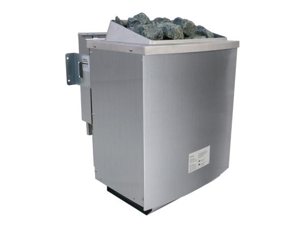 9 kW Bio-Kombiofen für externe Steuerung