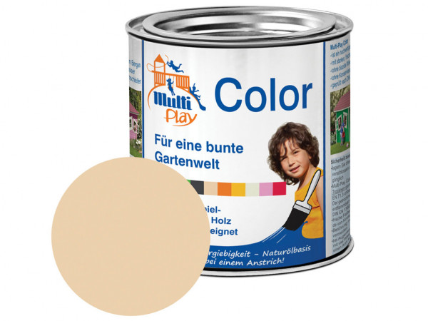 Multi-Play Color Holzfarbe sand
