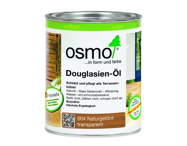 Douglasien Öl 004 naturgetönt seidenmatt