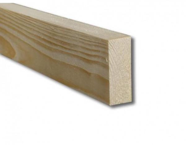 Latten gehobelt 18 x 43 mm aus Holz