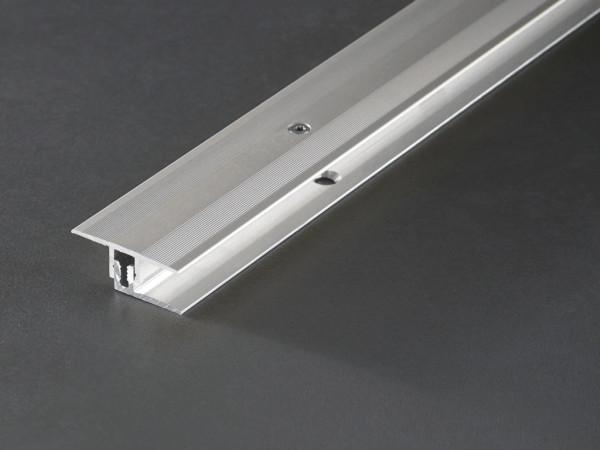 Übergangsprofil PROCOVER Universal Aluminium eloxiert Edelstahl