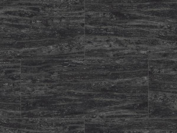 Designboden Black Lava 7323 Premium DB 600 S Steinoptik Fliesenformat