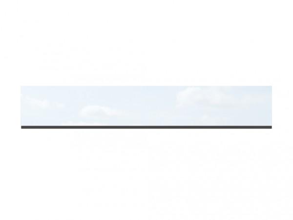 Einzelprofil-Set SYSTEM Mattglas hoch